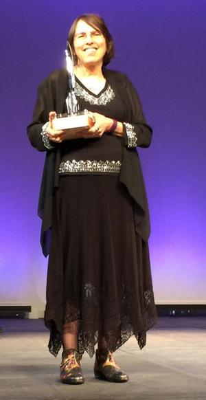 Sheila Gilbert wins the Hugo - 2016