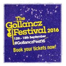 Gollancz Fest Banner Square