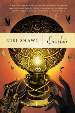 Everfair cover